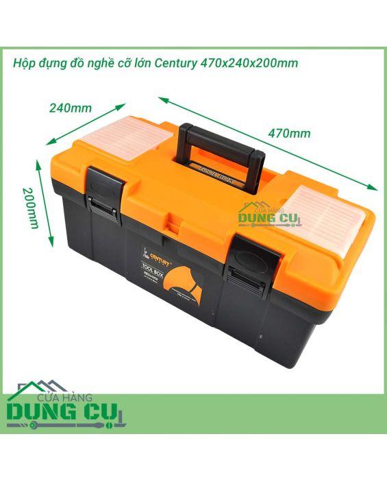Hộp đựng đồ nghề Century GIHA-1019