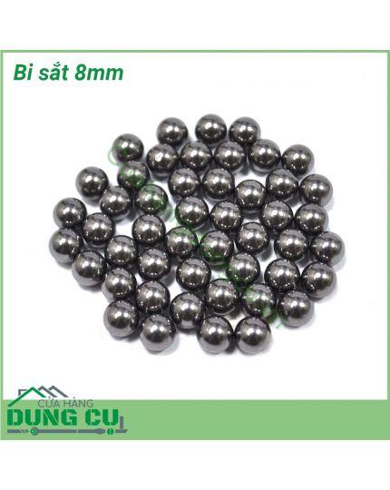 500g bi sắt 8mm dùng cho ổ trục, vòng bi