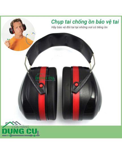 Chụp bịt tai chống ồn cỡ lớn bảo vệ tai TH808