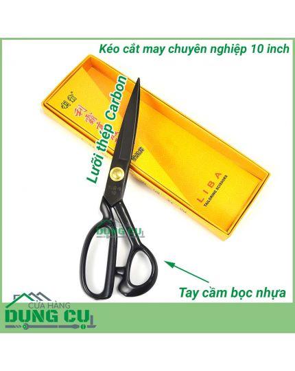 Kéo cắt may chuyên nghiệp LIBA 10 inch