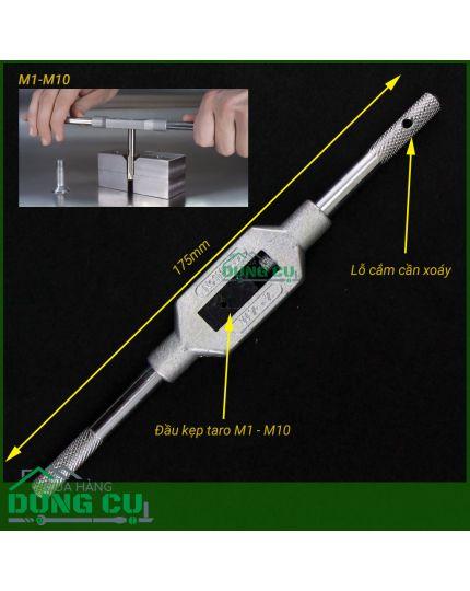 Tay quay taro M1-M10 độ dài 175mm
