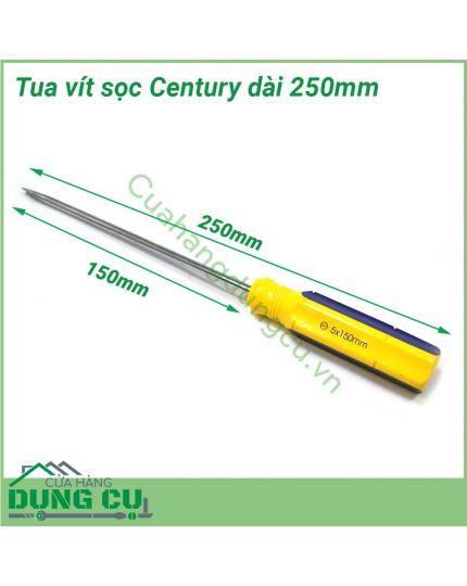 Tô vít 2 cạnh đa năng Century 5x150mm