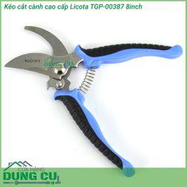 Kéo cắt cành cao cấp Licota TGP-00387 8inch
