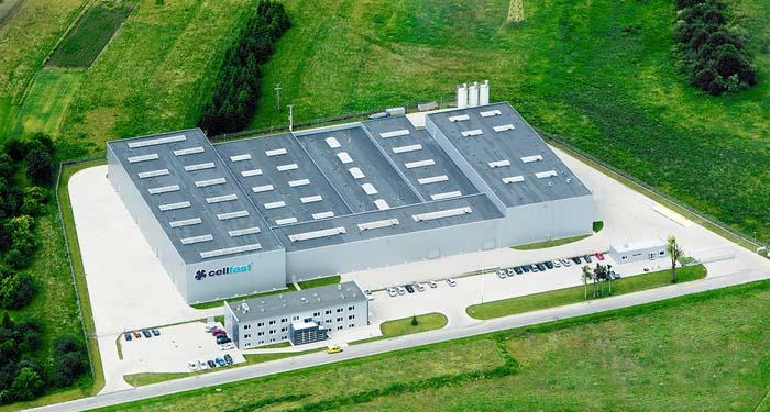 Nhà máy cellfast